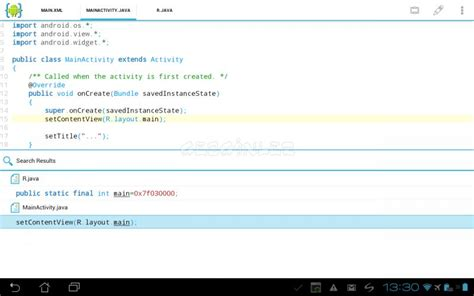 Android Java by Aide Android Java Ide Indir Android Gezginler Mobil