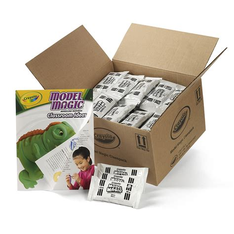 Model Magic Favors by Crayola Model Magic Classpack And Supplies From