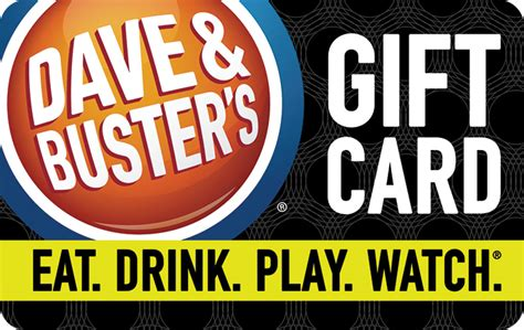 gift card at discount buy dave and busters gift cards 15 off discount gift cards - Where To Buy A Dave And Busters Gift Card