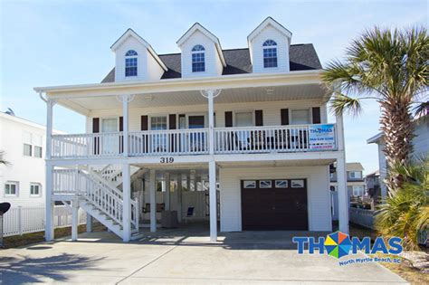 Cherry Grove Vacation Rentals Cherry Grove Home Lakis Cherry Grove House Rentals