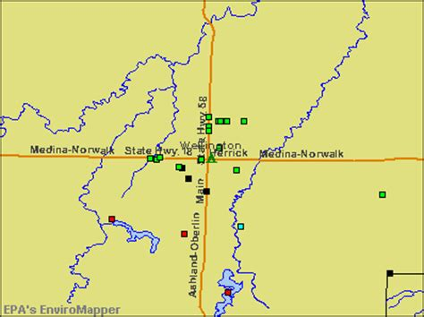 wellington ohio map wellington ohio oh 44090 profile population maps