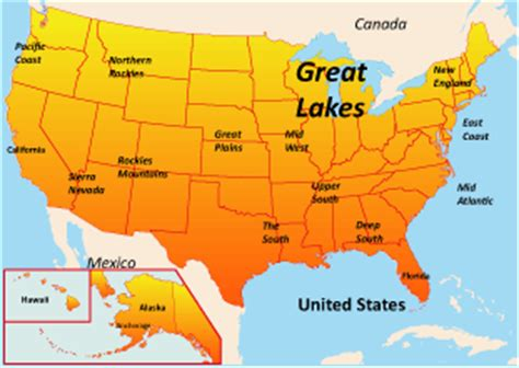 us map states great lakes map of the united states great lakes thefreebiedepot