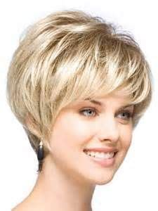 Feathered Short Wedge | short wedge haircut pictures layered wedge bob haircut