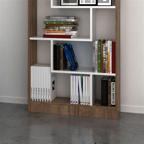 librerie a giorno moderne libreria a giorno design per soggiorno almira