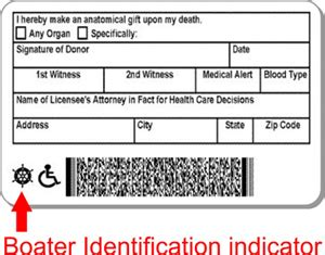 boating driver s license missouri faqs boater identification indicator