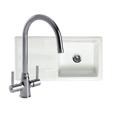 Kitchen Sinks And Taps Review Bluci Vecchio G4 1 0 Bowl Sink With Savio Tap Sinks Taps