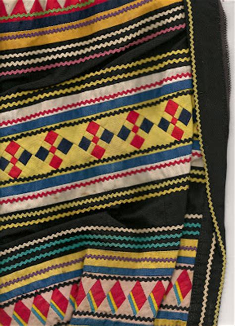 Seminole Indian Patchwork - the price of silver miccosukee and seminole indian
