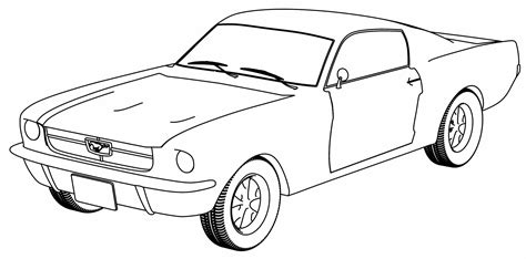 colorful nails nashua nh mustang coloring pages ford mustang gt car coloring