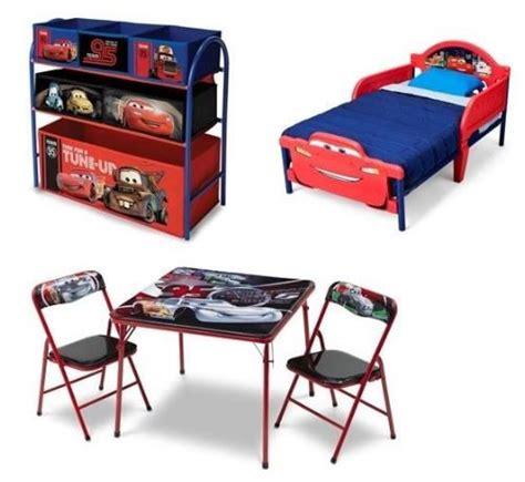 chambre cars complete chambre compl 232 te cars banc de rangement playmobil 137 95