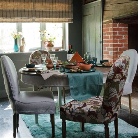 Grey Dining Room Colour Scheme Dining Room Ideas Housetohome Co Uk