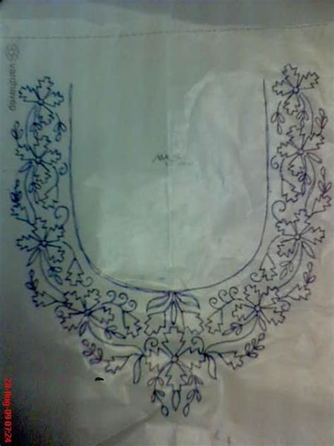 Bordir Flower 169992 Set 3 In 1 Quality Semiori 1 1000 images about embroidery neck patterns on embroidery craft work and