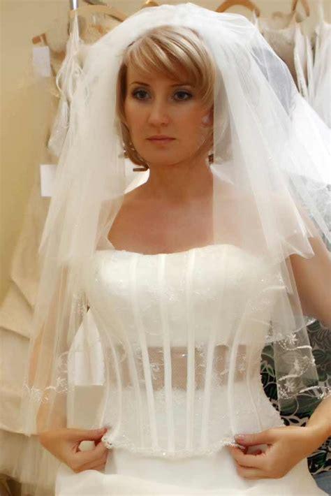 Brautfrisur Kurze Haare by Brautfrisuren F 252 R Kurze Haare Hochzeitsportal24