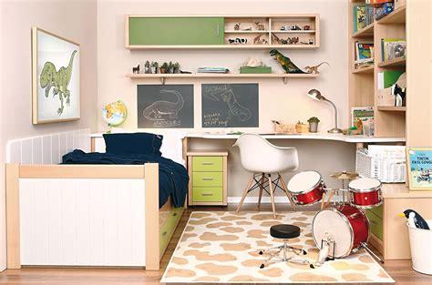 decorar habitacion cama nido habitacion cama nido tres secciones escritorio en friso es