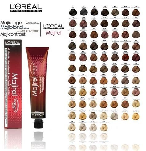 loreal majirel permanent creme color lonene g incell 7 4 l oreal majirel ionene g incell permanent hair color 1 7