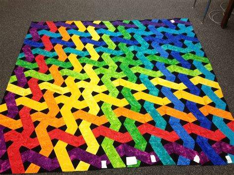 bunte steppdecken my current project quot unbeweavable quot