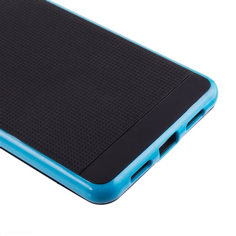 Samsung Note 5 Cover Anti Shock Neo Hybrid Carbon Casing Bumper neo hybrid rubber cover with pc frame for samsung galaxy s7 edge g925 blue hurtel pl
