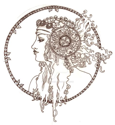 art deco tattoo designs browsing design on deviantart faces