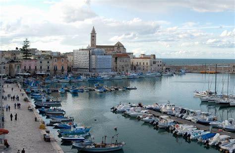 trani porto italia