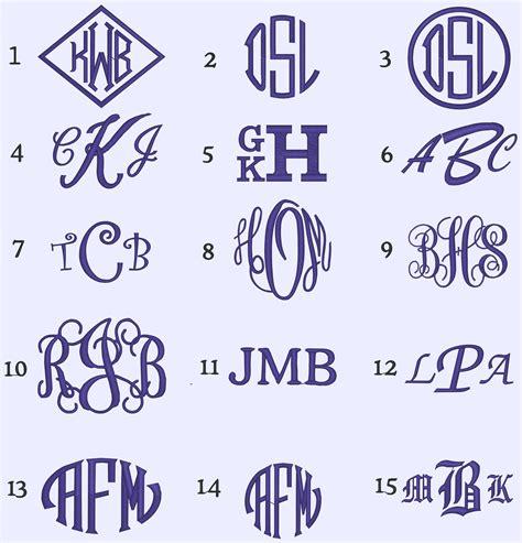 image gallery monogram sles