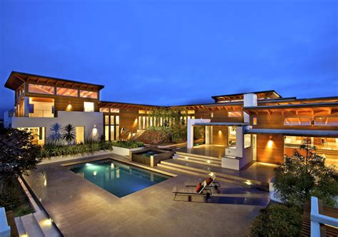 Modern Luxury Home Design Timeless Architectural Estate In Rancho Santa Fe