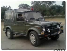 Maruti Suzuki Gipsy Maruti Car