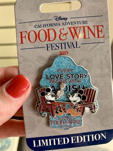 disney california food wine festival