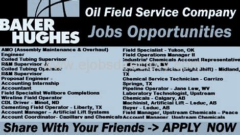 at baker hughes industry apply now