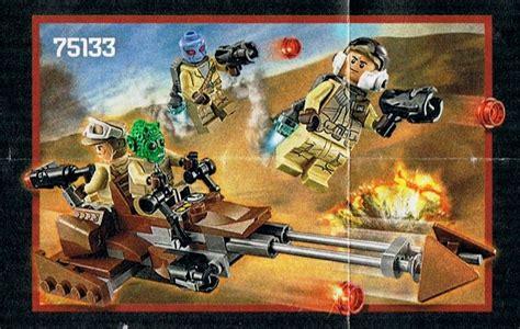Lego Wars 75133 lego wars 2016 sets official photos bricks