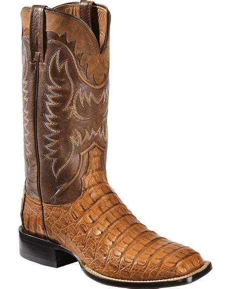 gator skin boots alligator skin cowboy boots
