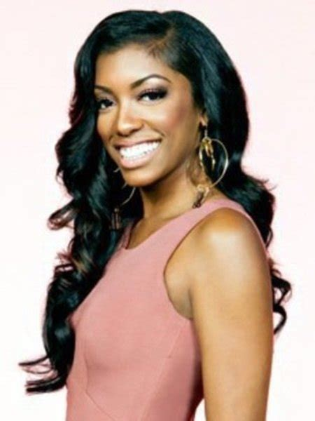 pictures of porsha stewart without weave porsha from real housewives of atlanta hairstyles