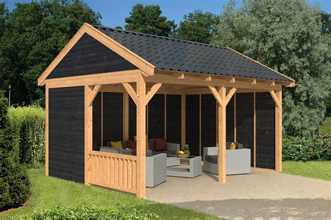 kunststof overkapping tuin luxe tuin overkappingen tot houten blokhut