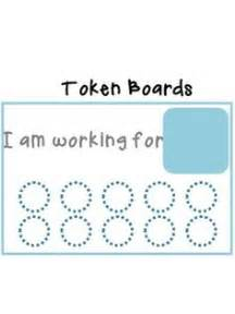 token board template printable token board template images