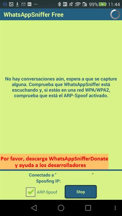 tutorial para whatsapp sniffer descargar whatsapp sniffer 1 0 1 android apk gratis en