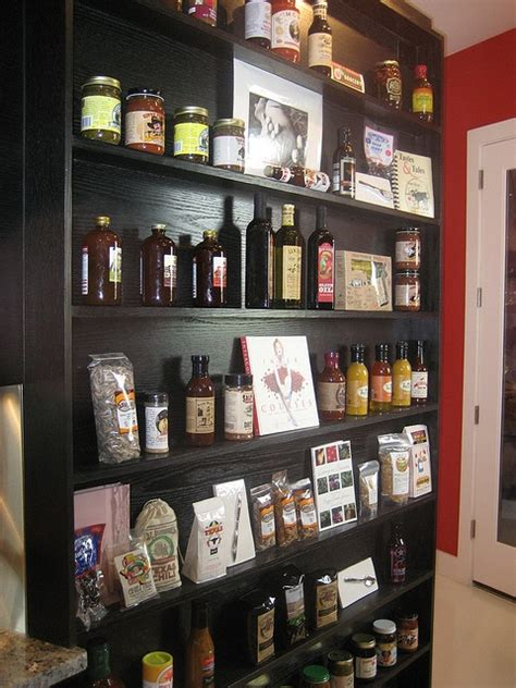 Open Pantry Shelves by 17 Best Images About Shallow Shelves On Open