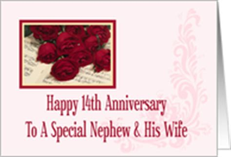 Wedding Anniversary Cards For Nephew by Wedding Anniversary Cards For Nephew From Greeting Card