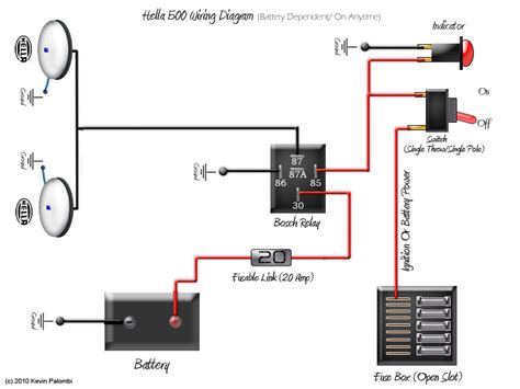 hella driving lights wiring diagram hella get free image