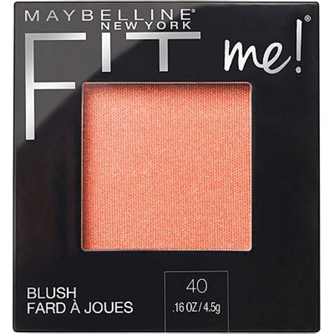 Blush On Maybelline Fit Me fit me blush ulta