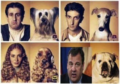 who look like their dogs what exit nj governor to buy that looks like himself