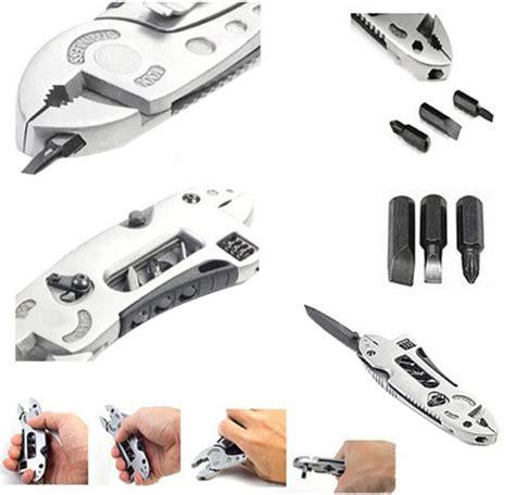 jual multi tool jual multi tool edc set adjustable wrench jaw screwdriver