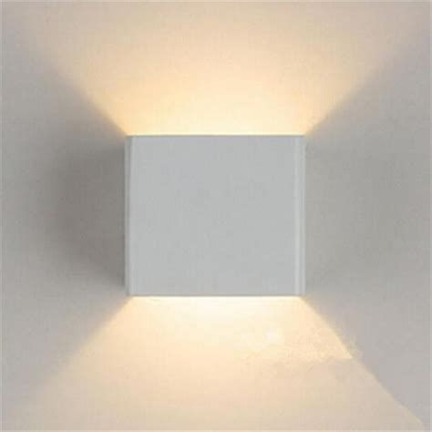 Led Wall Outdoor Lights Aliexpress Buy 7w Led Outdoor Wall L Ip65 Surface Mounted Outdoor Cube Led Wall Light