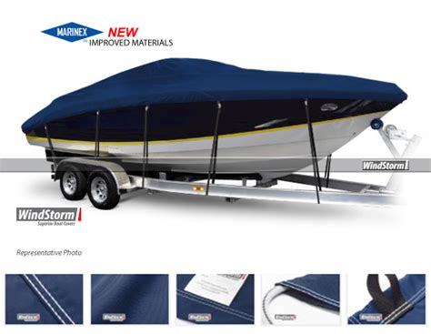 boat windshield cover windstorm cover for walk around cuddy cabin boats with