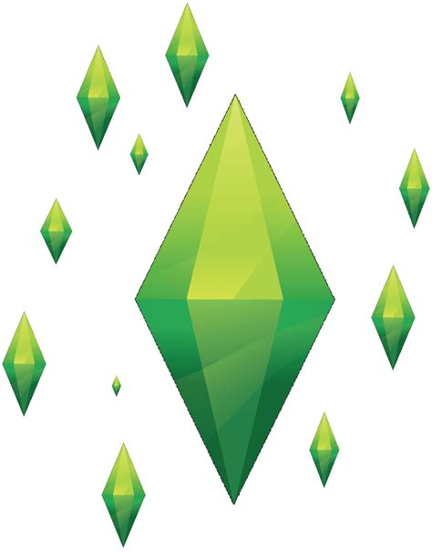 Plumbob Papercraft - image plumbob fw png the sims wiki fandom powered by