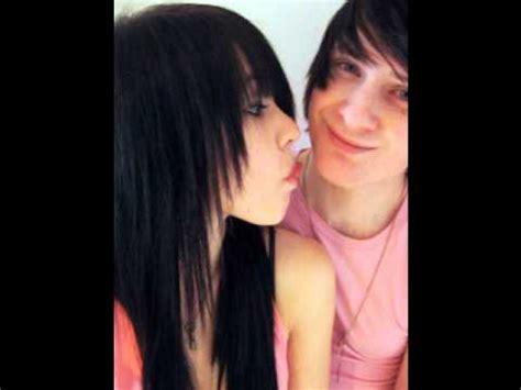imagenes goticas emo y dark parejas emo mientes tan bien youtube