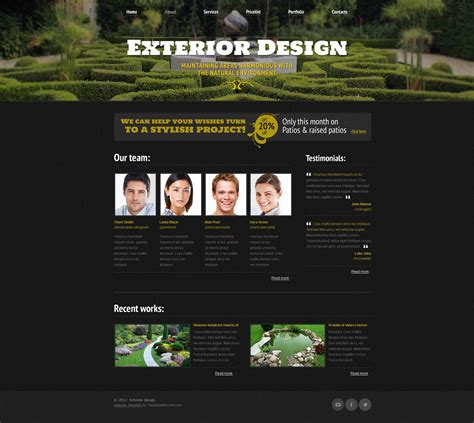 home design website templates free 100 free website templates home design best