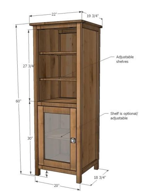 storage cabinet plans free wood storage cabinet plans woodworking projects plans