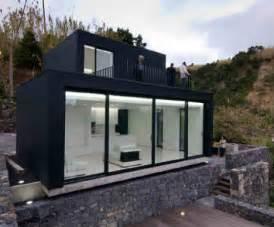 Small White Desks For Bedrooms - hillside ruins turned modern black and white residence