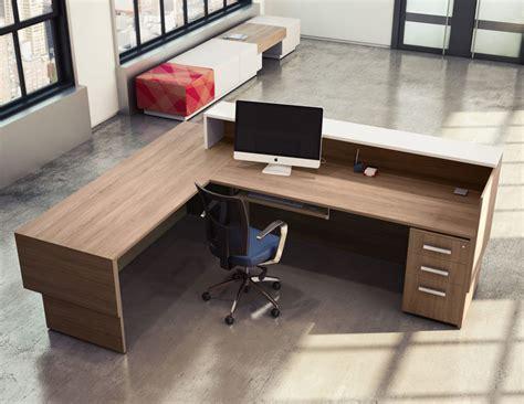 Logiflex Reception Desk Logiflex Inbox Reception Desks Modern Office Furniture