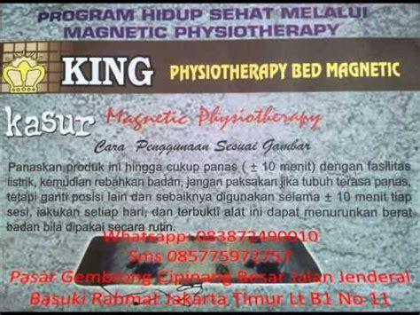 Kasur Panas Terapi kasur terapi dan magic massager kasur panas terapi