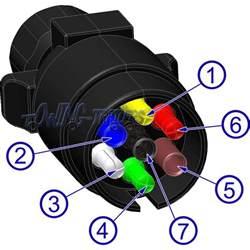 7pin wiring diagram