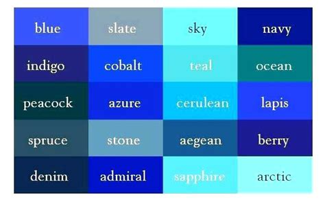 colors of blue teal color chart paint theasetheticsurgeon org
